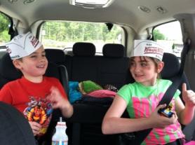 Krispy Creme Cousins